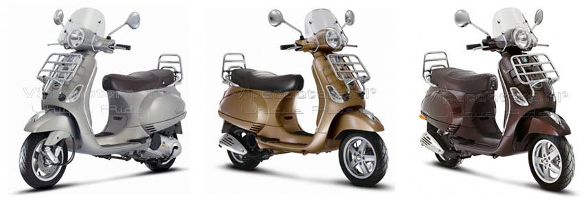 Vespa LX Touring 2-takt / 4-takt