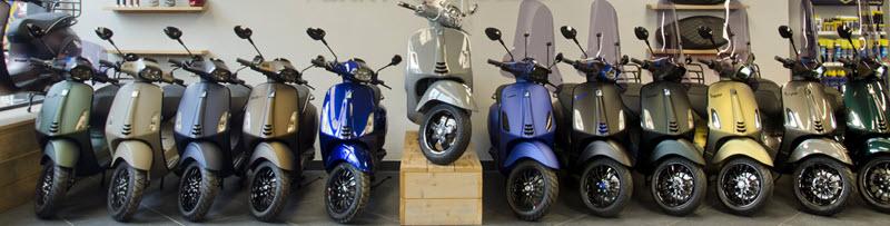 Waarom Vespa scooter kopen?