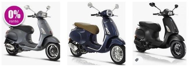 Vespa scooter leasen? Wat zijn de voordelen?